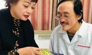 Nghệ sĩ Giang Còi bị khối u ở họng, tổn thương thanh quản
