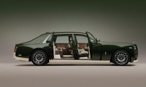 Rolls Royce vừa ra mắt chiếc xe triệu đô Phantom Oribe: Điều gì khiến nó trở nên độc nhất vô nhị?