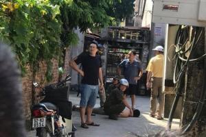 Bố Chủ tịch xã ở Hưng Yên bị đối tượng tâm thần chém tử vong