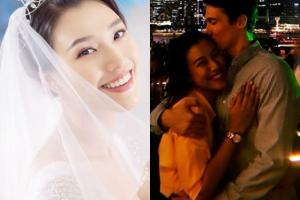 """Bạn trai Tây """"bí ẩn"""" sắp kết hôn với Á hậu Hoàng Oanh là ai?"""