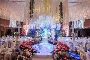 Bên trong nơi tổ chức đám cưới 6 sao của Bảo Thy và đại gia Hà Tĩnh