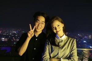 """""""Thần tiên tỷ tỷ"""" YoonA lên bar cao nhất Hà Nội"""
