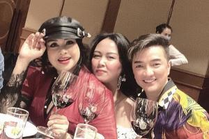 Từng tuyên bố 'cạch mặt' nhau, Đàm Vĩnh Hưng và Thanh Lam bất ngờ thân thiết như chưa hề có cuộc chia ly