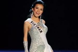 7 chiếc váy đẹp nhất Miss Universe của mỹ nhân Việt